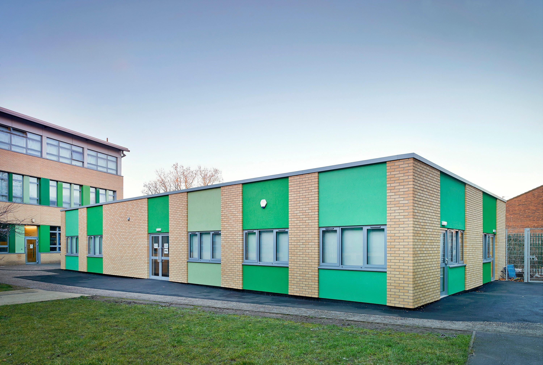 Modular expansion - Lister School