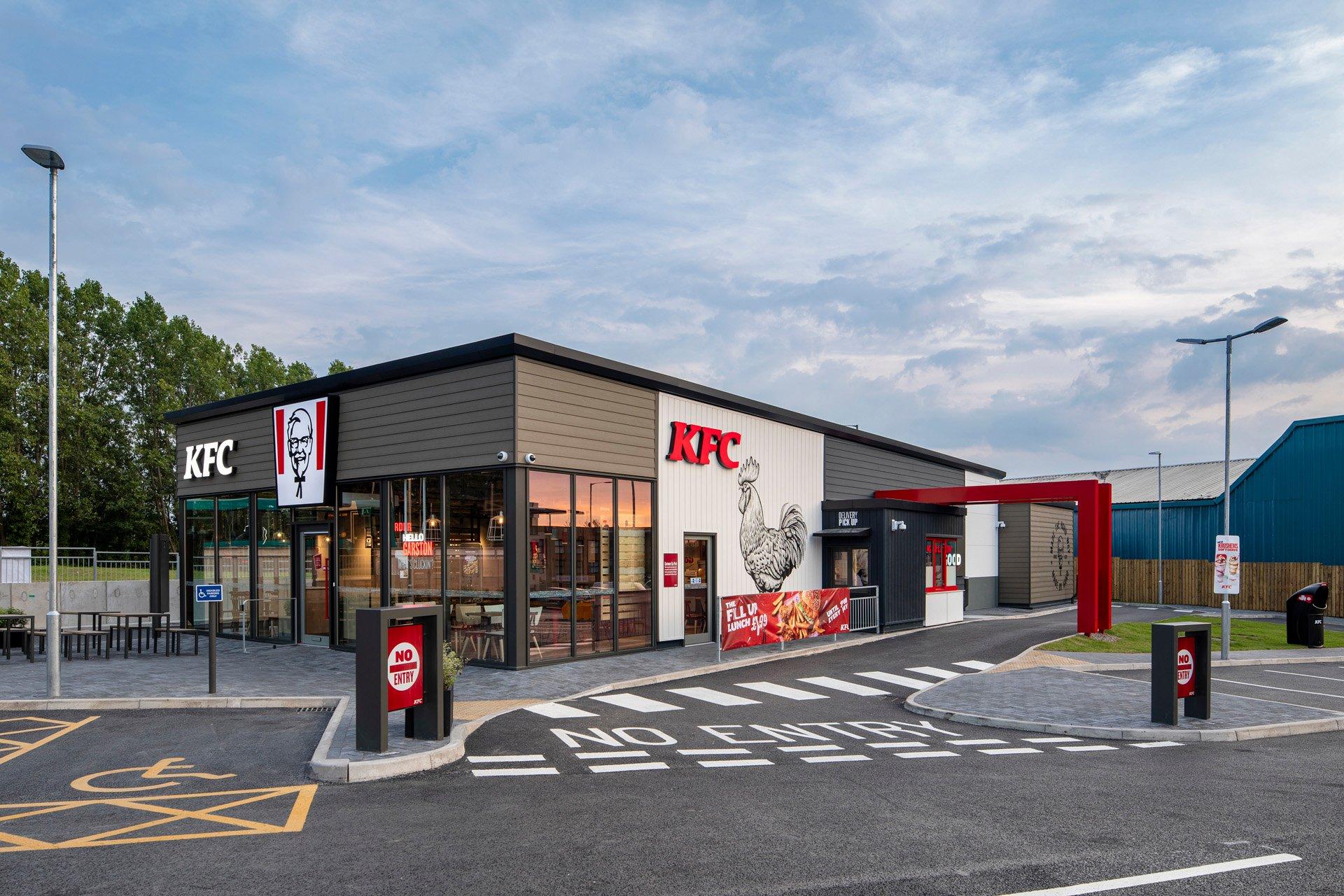 Modular KFC - Liverpool Garston