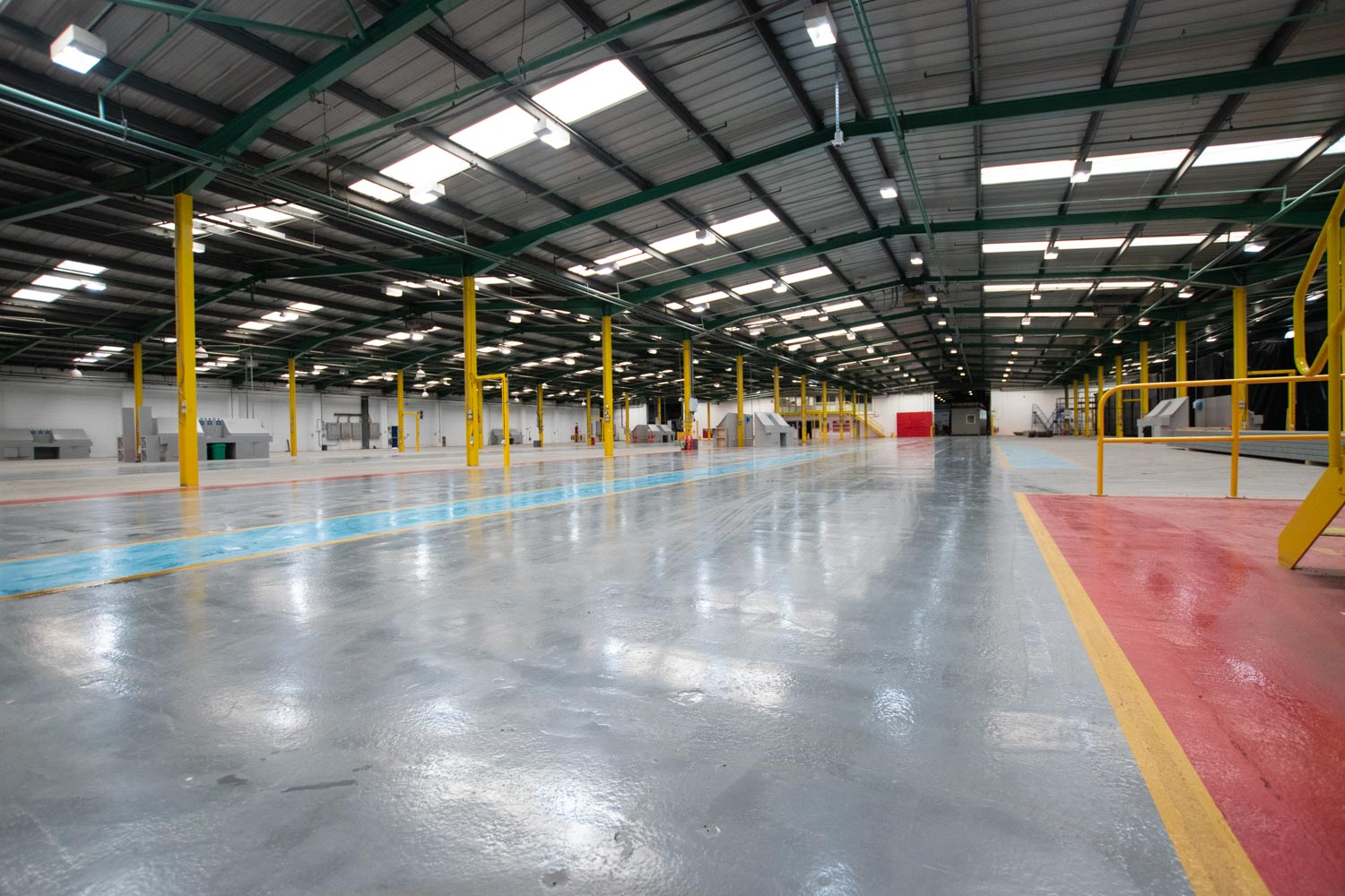 M-AR Off-site's Modular Factory expansion Hull